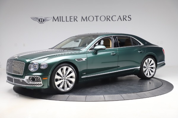 New 2020 Bentley Flying Spur W12 First Edition for sale Sold at Maserati of Westport in Westport CT 06880 2