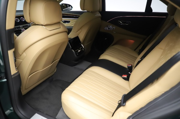 New 2020 Bentley Flying Spur W12 First Edition for sale Sold at Maserati of Westport in Westport CT 06880 22