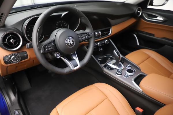 New 2020 Alfa Romeo Giulia Ti Q4 for sale Sold at Maserati of Westport in Westport CT 06880 13