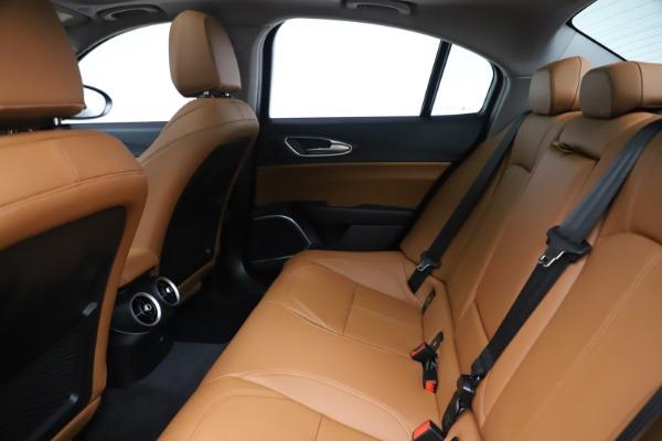 New 2020 Alfa Romeo Giulia Ti Q4 for sale $51,145 at Maserati of Westport in Westport CT 06880 19