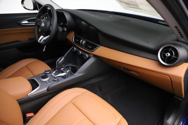 New 2020 Alfa Romeo Giulia Ti Q4 for sale $51,145 at Maserati of Westport in Westport CT 06880 22
