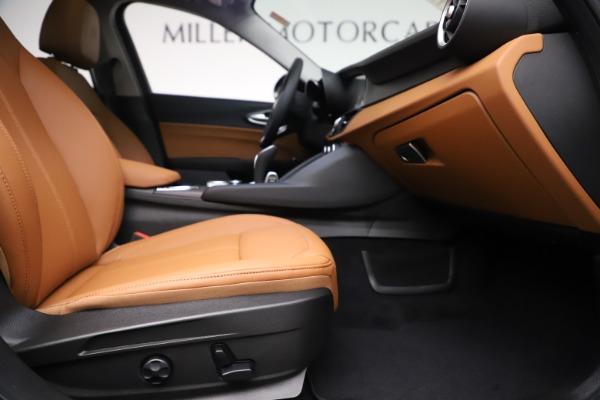 New 2020 Alfa Romeo Giulia Ti Q4 for sale $51,145 at Maserati of Westport in Westport CT 06880 23