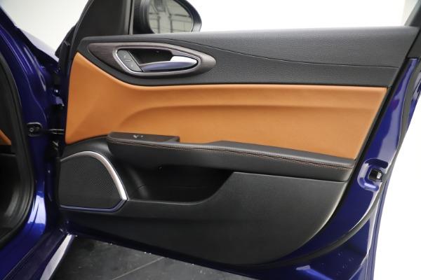 New 2020 Alfa Romeo Giulia Ti Q4 for sale $51,145 at Maserati of Westport in Westport CT 06880 25
