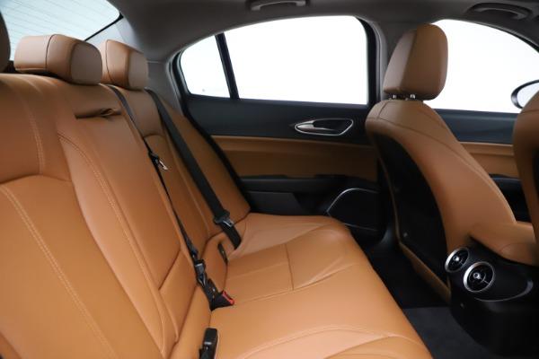 New 2020 Alfa Romeo Giulia Ti Q4 for sale Sold at Maserati of Westport in Westport CT 06880 27