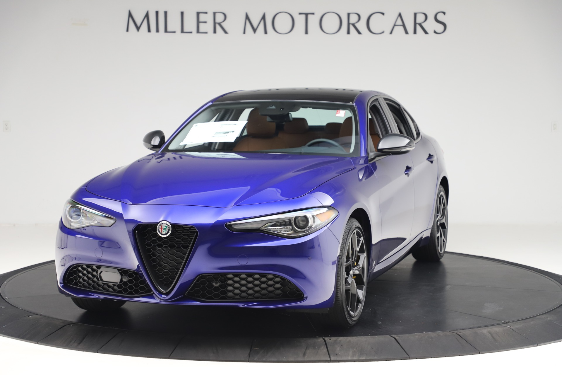 New 2020 Alfa Romeo Giulia Ti Q4 for sale Sold at Maserati of Westport in Westport CT 06880 1