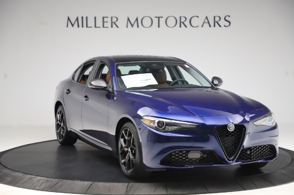 New 2020 Alfa Romeo Giulia Q4 for sale Call for price at Maserati of Westport in Westport CT 06880 10