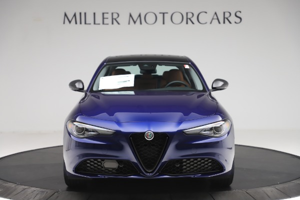New 2020 Alfa Romeo Giulia Q4 for sale Call for price at Maserati of Westport in Westport CT 06880 11