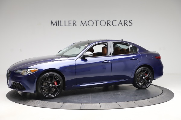 New 2020 Alfa Romeo Giulia Q4 for sale Call for price at Maserati of Westport in Westport CT 06880 2