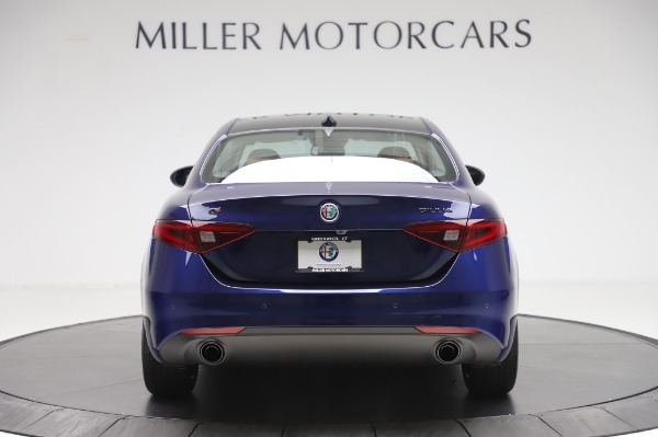 New 2020 Alfa Romeo Giulia Q4 for sale Call for price at Maserati of Westport in Westport CT 06880 5