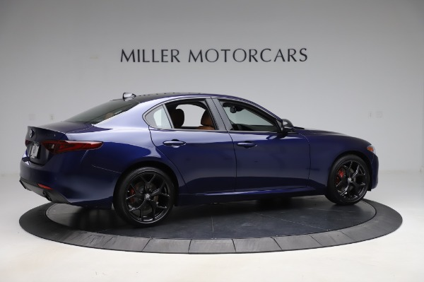 New 2020 Alfa Romeo Giulia Q4 for sale Call for price at Maserati of Westport in Westport CT 06880 7