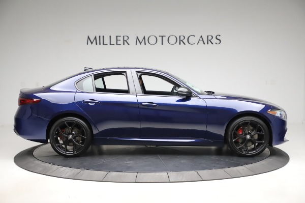 New 2020 Alfa Romeo Giulia Q4 for sale Call for price at Maserati of Westport in Westport CT 06880 8