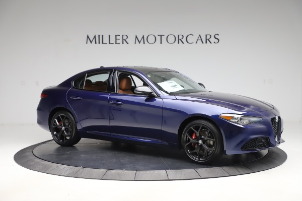 New 2020 Alfa Romeo Giulia Q4 for sale Call for price at Maserati of Westport in Westport CT 06880 9