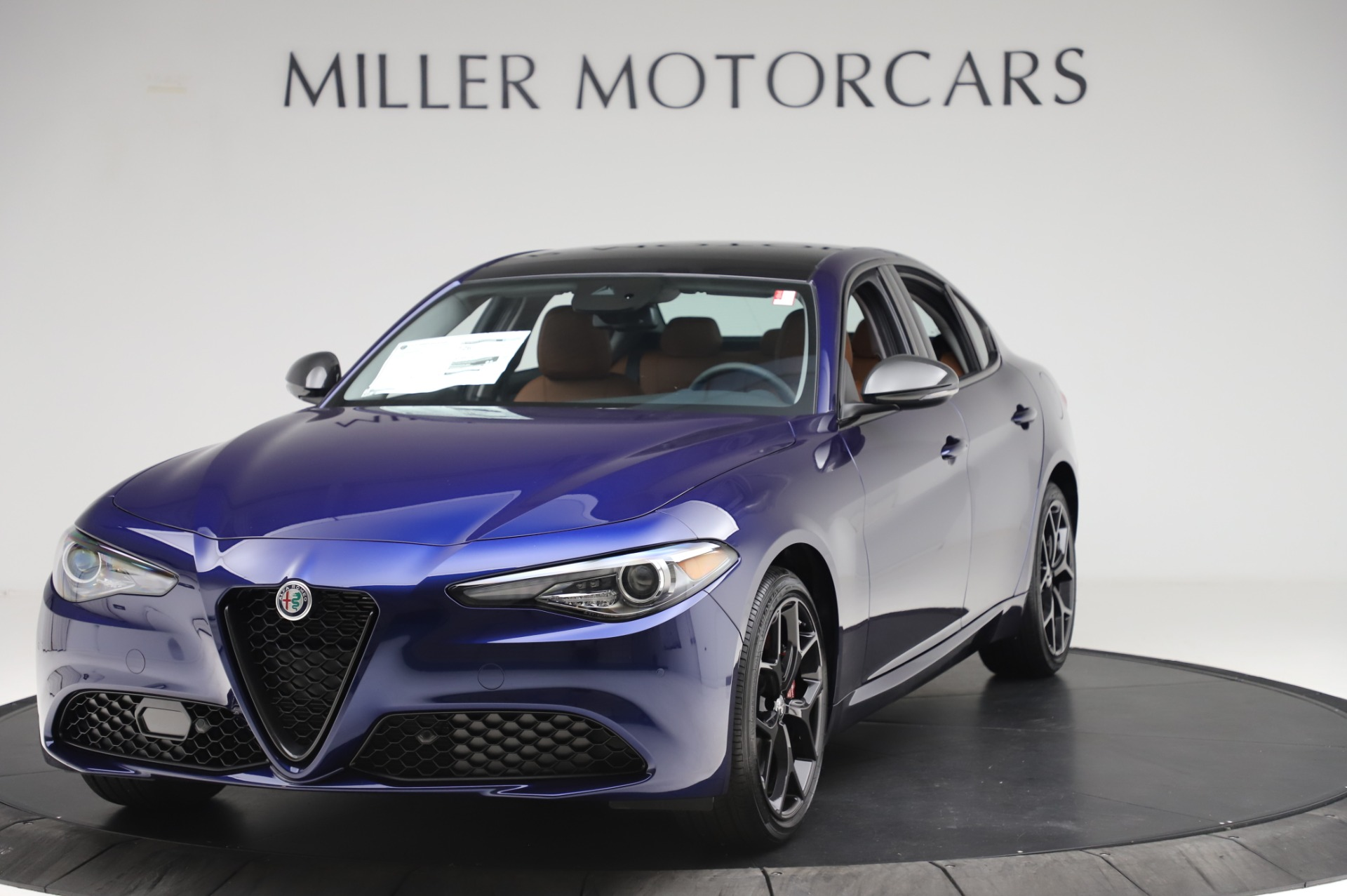 New 2020 Alfa Romeo Giulia Q4 for sale Call for price at Maserati of Westport in Westport CT 06880 1