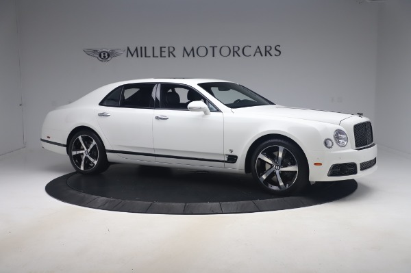 New 2020 Bentley Mulsanne 6.75 Edition by Mulliner for sale $363,840 at Maserati of Westport in Westport CT 06880 10