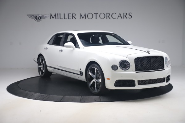 New 2020 Bentley Mulsanne 6.75 Edition by Mulliner for sale $363,840 at Maserati of Westport in Westport CT 06880 11