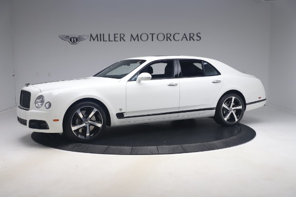 New 2020 Bentley Mulsanne 6.75 Edition by Mulliner for sale $363,840 at Maserati of Westport in Westport CT 06880 2