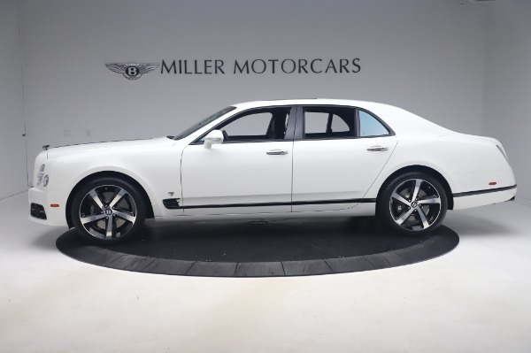 New 2020 Bentley Mulsanne 6.75 Edition by Mulliner for sale $363,840 at Maserati of Westport in Westport CT 06880 3