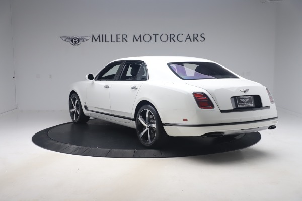 New 2020 Bentley Mulsanne 6.75 Edition by Mulliner for sale $363,840 at Maserati of Westport in Westport CT 06880 5