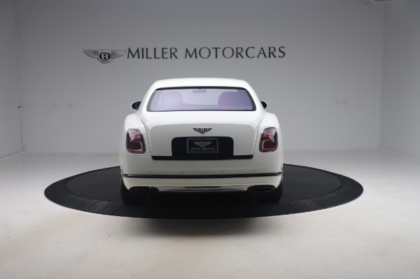 New 2020 Bentley Mulsanne 6.75 Edition by Mulliner for sale $363,840 at Maserati of Westport in Westport CT 06880 6