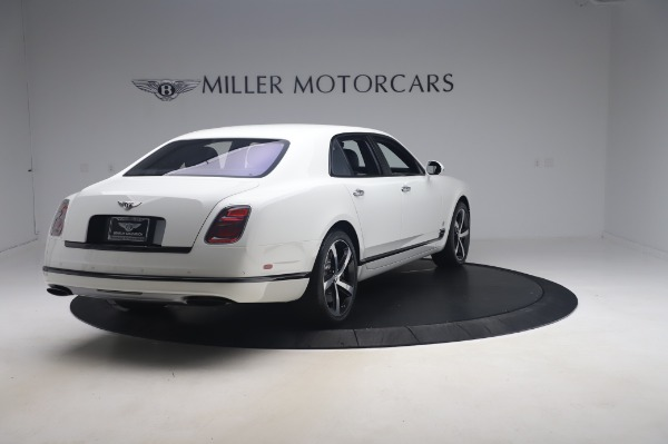 New 2020 Bentley Mulsanne 6.75 Edition by Mulliner for sale $363,840 at Maserati of Westport in Westport CT 06880 7