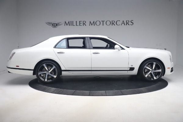 New 2020 Bentley Mulsanne 6.75 Edition by Mulliner for sale $363,840 at Maserati of Westport in Westport CT 06880 9