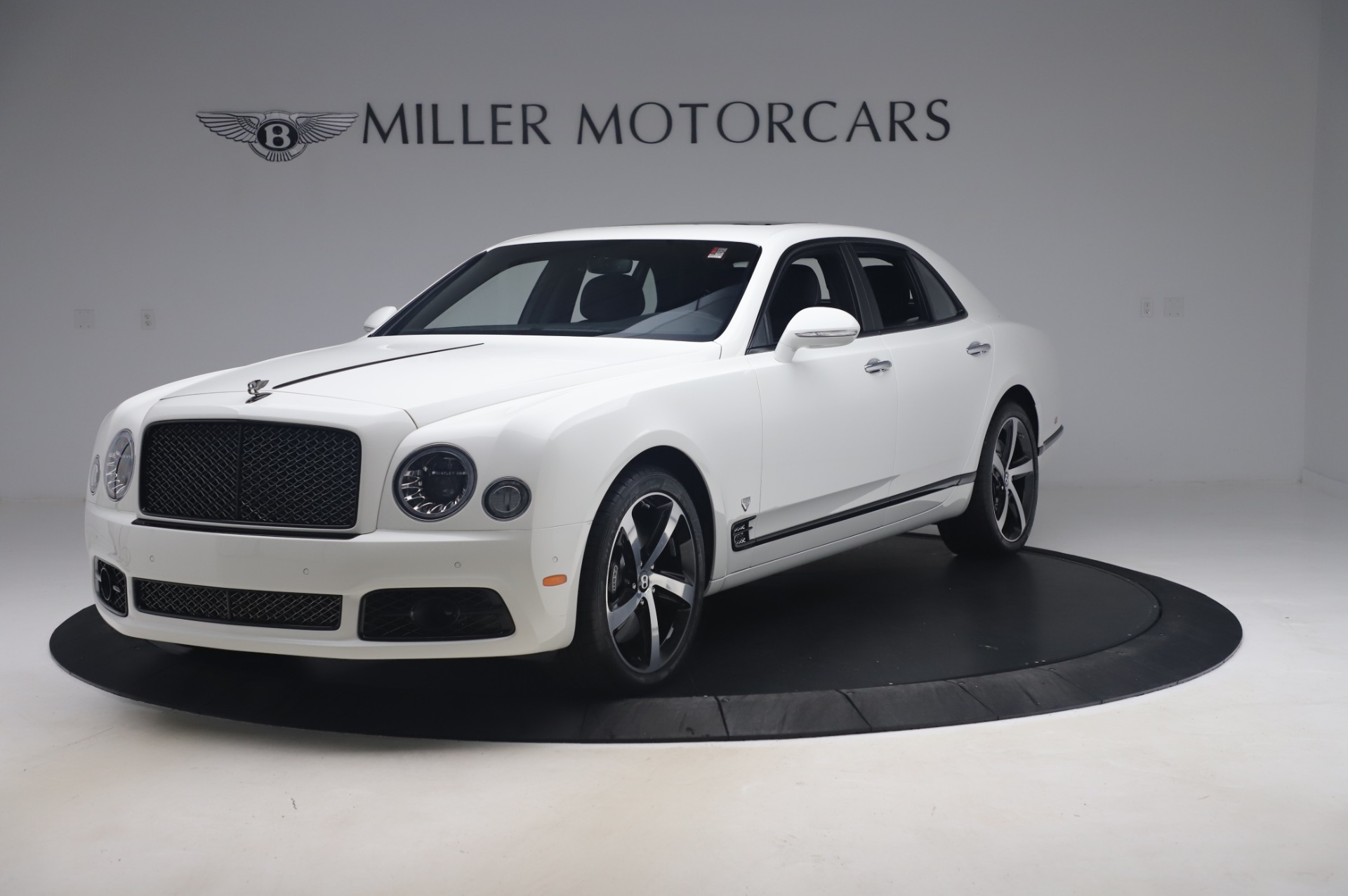 New 2020 Bentley Mulsanne 6.75 Edition by Mulliner for sale $363,840 at Maserati of Westport in Westport CT 06880 1
