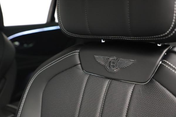 New 2020 Bentley Flying Spur W12 for sale Sold at Maserati of Westport in Westport CT 06880 21