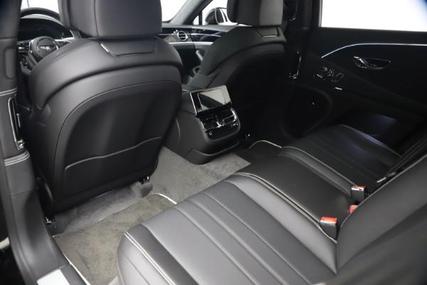 New 2020 Bentley Flying Spur W12 for sale Sold at Maserati of Westport in Westport CT 06880 25