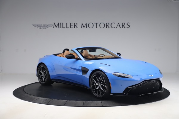 New 2021 Aston Martin Vantage Roadster for sale Call for price at Maserati of Westport in Westport CT 06880 10