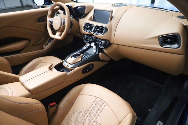 New 2021 Aston Martin Vantage Roadster for sale Call for price at Maserati of Westport in Westport CT 06880 18