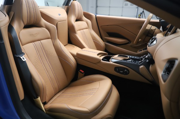 New 2021 Aston Martin Vantage Roadster for sale Call for price at Maserati of Westport in Westport CT 06880 20