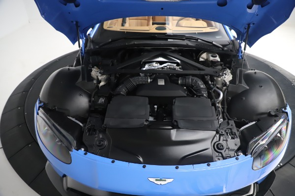 New 2021 Aston Martin Vantage Roadster for sale Call for price at Maserati of Westport in Westport CT 06880 23