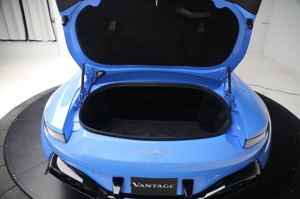 New 2021 Aston Martin Vantage Roadster for sale Call for price at Maserati of Westport in Westport CT 06880 24