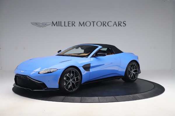 New 2021 Aston Martin Vantage Roadster for sale Call for price at Maserati of Westport in Westport CT 06880 26
