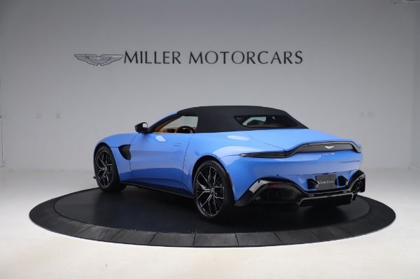 New 2021 Aston Martin Vantage Roadster for sale Call for price at Maserati of Westport in Westport CT 06880 28