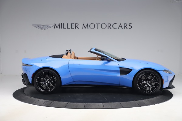 New 2021 Aston Martin Vantage Roadster for sale Call for price at Maserati of Westport in Westport CT 06880 8