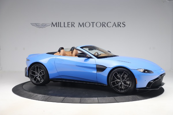 New 2021 Aston Martin Vantage Roadster for sale Call for price at Maserati of Westport in Westport CT 06880 9