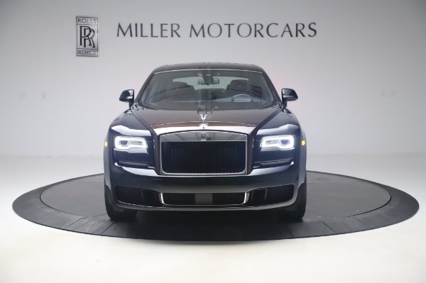 New 2020 Rolls-Royce Ghost for sale Call for price at Maserati of Westport in Westport CT 06880 2