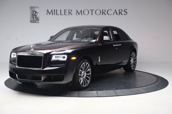 New 2020 Rolls-Royce Ghost for sale Call for price at Maserati of Westport in Westport CT 06880 3