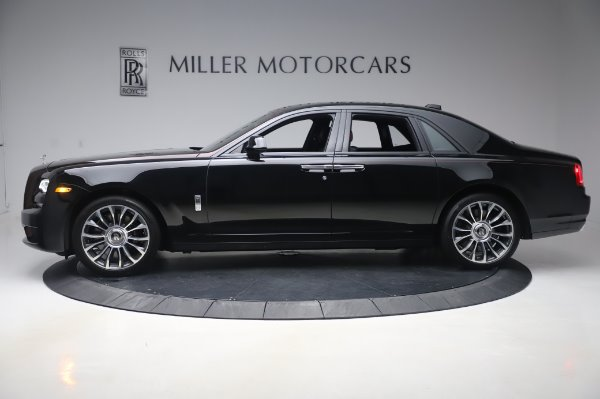 New 2020 Rolls-Royce Ghost for sale Call for price at Maserati of Westport in Westport CT 06880 4