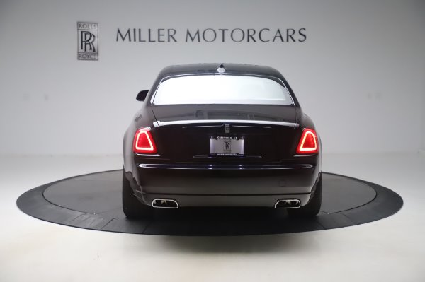 New 2020 Rolls-Royce Ghost for sale Call for price at Maserati of Westport in Westport CT 06880 6