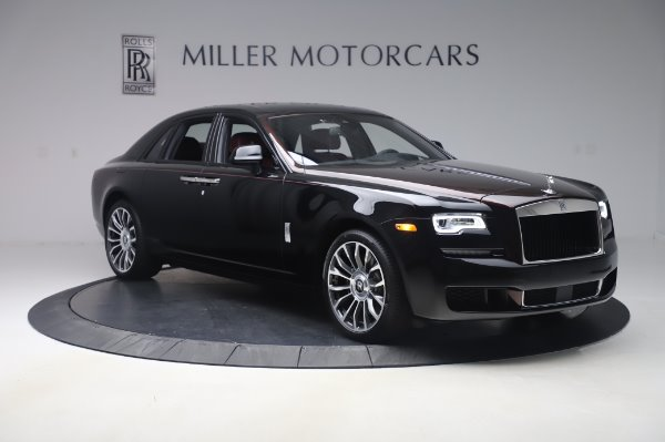 New 2020 Rolls-Royce Ghost for sale Call for price at Maserati of Westport in Westport CT 06880 9