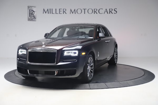 New 2020 Rolls-Royce Ghost for sale Call for price at Maserati of Westport in Westport CT 06880 1