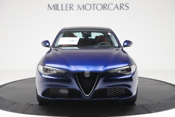 New 2020 Alfa Romeo Giulia Q4 for sale $45,445 at Maserati of Westport in Westport CT 06880 12