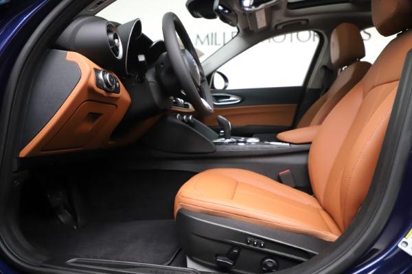 New 2020 Alfa Romeo Giulia Q4 for sale $45,445 at Maserati of Westport in Westport CT 06880 14