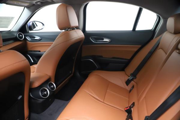 New 2020 Alfa Romeo Giulia Q4 for sale $45,445 at Maserati of Westport in Westport CT 06880 19