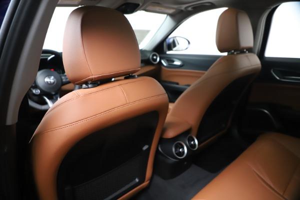 New 2020 Alfa Romeo Giulia Q4 for sale $45,445 at Maserati of Westport in Westport CT 06880 20