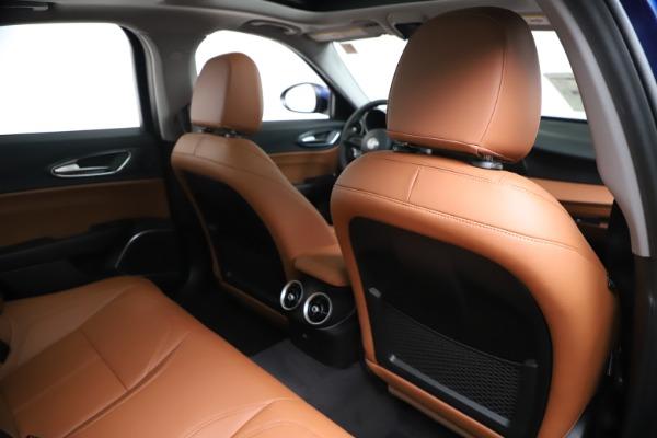 New 2020 Alfa Romeo Giulia Q4 for sale $45,445 at Maserati of Westport in Westport CT 06880 28