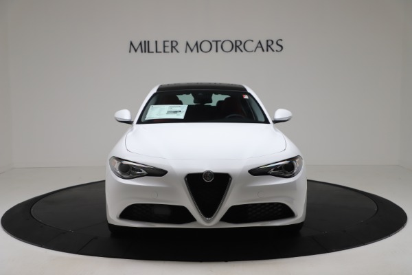 New 2020 Alfa Romeo Giulia Q4 for sale $44,845 at Maserati of Westport in Westport CT 06880 12