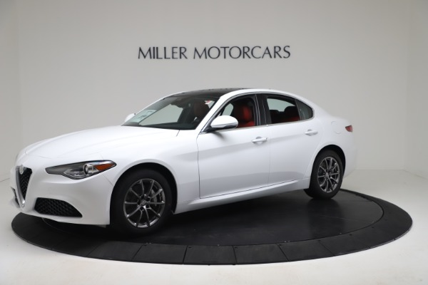 New 2020 Alfa Romeo Giulia Q4 for sale $44,845 at Maserati of Westport in Westport CT 06880 2